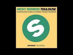 Nicky Romero - Toulouse (Tommy Trash Remix) - YouTube