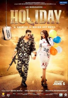 Watch: Holiday (2014) Full Online
