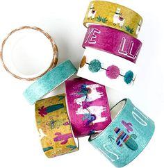 Llama Rolls Washi Tape Set   Best llama gifts for girls