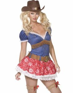 Sexy Cowgirl Halloween Costumes  sc 1 st  Pinterest & 23 best Cowgirl Yee Haw!!! images on Pinterest | Carnivals Costumes ...