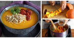 Otoño picante: Prepara una sopa de calabaza casera con un extra de sabor