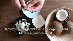 Készíts kókuszvajat házilag!