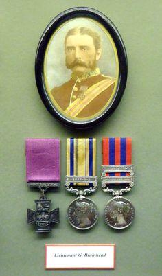 Lieutenant Bromhead VC