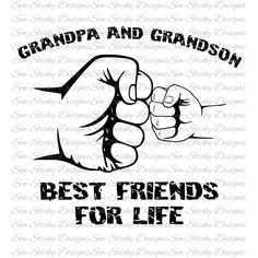 Grandpa and Granddaughter Best Friends For Life SVG File Grandpa Quotes, Fathers Day Quotes, Fathers Day Crafts, Happy Fathers Day, Diy Father's Day Gifts, Father's Day Diy, Grandparents Day Gifts, Grandpa Gifts, Happy Birthday Opa