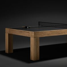 Official Online Store featuring James Perse Los Angeles designer collections for men, women, home. Modern Bungalow, James Perse, Ping Pong Table, Wood Colors, Game Room, Tennis Table, Sweet Home, Fun, Basement Bars