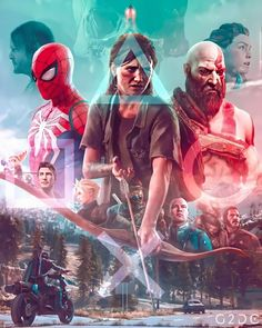 Best Gaming Wallpapers, Animes Wallpapers, Game Art, Cr7 Vs Messi, Arte Lowrider, Witcher Wallpaper, The Lest Of Us, Spiderman Movie, Gamer Pics