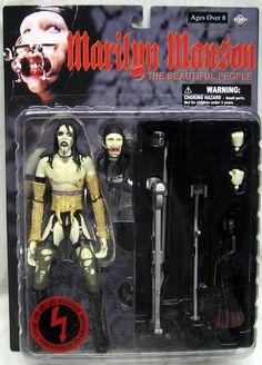 Marilyn Manson figurines