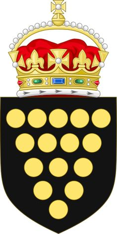Cornwall, Canadian Coat Of Arms, Family Crest, Crests, Symbols, Badges, England, Flags, Celtic