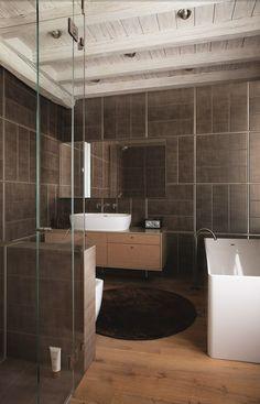 SHOJI wall #tiles by CERAMICA BARDELLI #bathroom @Ceramica Bardelli