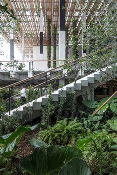 Pérez Art Museum Miami landscape design | ArquitectonicaGEO; Photo by Robin Hill | Bustler