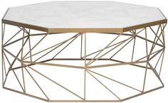 Vanguard Furniture - Olivia Cocktail Table - G226C 44 x 44 x H18 1/2""