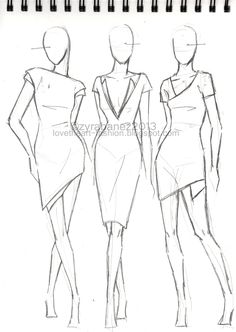 27 ideas fashion model poses illustration for 2019 Illustration Tutorial, Fashion Illustration Template, Illustration Inspiration, Illustration Mode, Illustration Techniques, Fashion Design Drawings, Fashion Sketches, Fashion Illustrations, Croquis Fashion