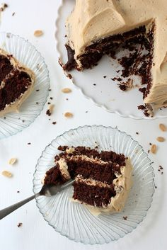 Peanut Butter Buttercream by Completely Delicious