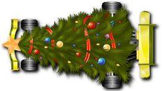 Oh Christmas tree car