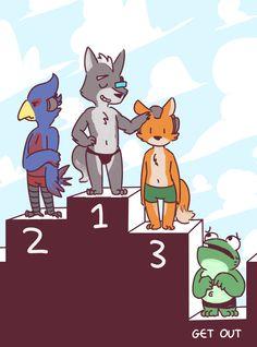 New post on the-fandom-furry Star Fox, Furry Wolf, Furry Art, Shining Tears, Fox Mccloud, Fox Games, Yiff Furry, Furry Comic, Cute Cartoon