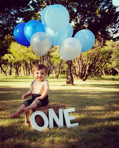 Resultado de imagen de first birthday boy photo
