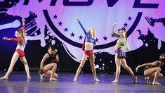 Mather Dance Company - Avengettes Autumn Miller!!!