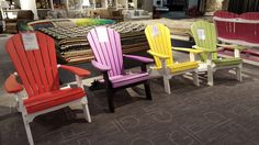 Imagine you and your family relaxing in the sunshine, sitting in beautiful patio chairs from Gallery Furniture! These chairs have been Made in America to ensure quality and durability! Come see these pieces TODAY at our 7227 W. Grand Parkway GF location and get your home ready for Spring! | Houston TX | Gallery Furniture |