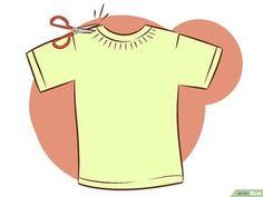 5 Modi per Tagliare una T Shirt in Modo Grazioso