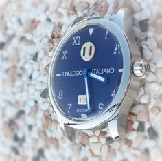 "Egotempo ...   Preludio with special dial ""orologio italiano"" blue color, 18k gold and enamel plates applied on starry dial...  Preludio it is ready for you ...  www.egotempo.it https://instagram.com/egotempo/ https://twitter.com/EgotempoItalia"