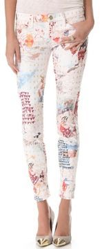 Mother The Looker Skinny Jeans on shopstyle.com