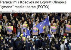 Το Κοσσυφοπέδιο πρώτη φορά σε Ολυμπιακούς Αγώνες –Αντίδραση Σερβίας Wrestling, Lucha Libre