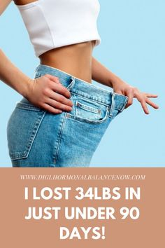 Once I fixed these 5 Hormonal Blocks, I lost 34lbs in just under 90 days... And what's even better… Is that the weight has stayed off too… Even though I didn't make drastic changes to my diet… Or have to cut out a whole bunch of my favorite foods. #healthdiet #weightloss #dietforweightloss #healthy