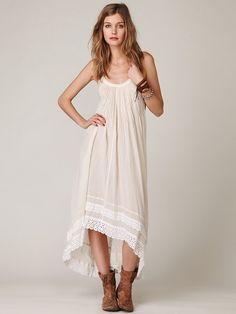 Free People FP ONE Sunburst Maxi Dress