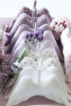 Lavender Cottage: #Lavender sachets, Käranån.