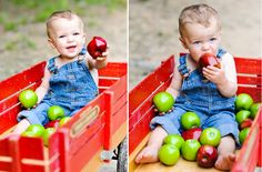 One year old fall portraits!  @Brittany  Heaton