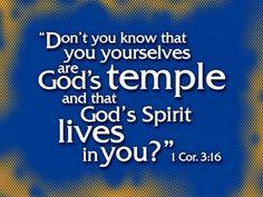 Bildresultat för 1 Corinthians 3:16