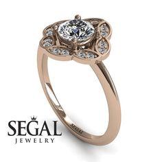A Princess Ring Black Diamond Ring- Lucy no. Unique Diamond Engagement Rings, Antique Engagement Rings, Halo Engagement, Antique Rings, Engagement Gifts, Vintage Rings, Black Rings, Black Diamond, Halo Diamond