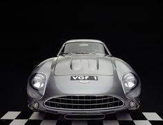 1961 Aston Martin DB4 GT Zagato