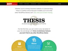 thesis theme affiliate link
