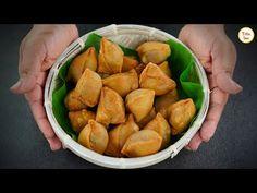 Street style Mini Singara /Aloo Samosa Recipe by Tiffin Box | Punjabi Samosa/ Bengali gura Singara - YouTube Beignets, Punjabi Samosa, Tiffin Box, Samosa Recipe, Ramadan Recipes, Savory Snacks, Food Crafts, Appetizers For Party, Street Food