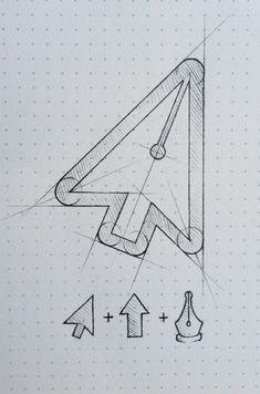 Logo Idea Sketch