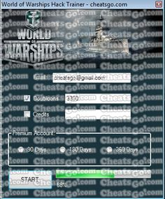 World-of-Warships-Hack-Trainer