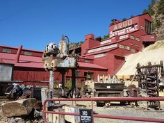 Stop at Argo Gold Mill Tour, see the mine and pan for gold. Idaho Springs CO is 20 minutes from Denver and 40 minutes from Summit County. Fun history.