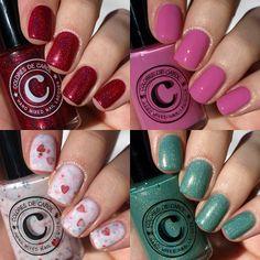 Colores de Carol 2016 Valentine Collection