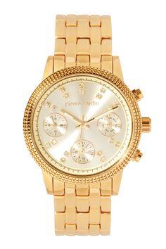 Pierre Cardin Gold Watch // Tia