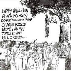 Wrong is wrong, but white privilege is white privilege. Charlie Rose, Charlie Sheen, Matt Lauer, Say Her Name, Roman Polanski, White Privilege, Harvey Weinstein, Bill Cosby, Ways Of Seeing