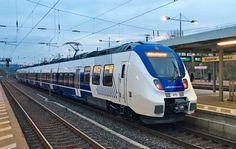 National Express Rail GmbH und DB Regio NRW vereinbaren Vorlaufbetrieb auf den Linien RE 7 und RB 48 - National Express Rail GmbH