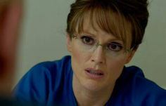 "Julianne Moore as Sarah Palin in HBO's ""Game Change"" (2012)"
