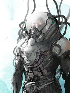 Mr Freeze by rashomike on DeviantArt