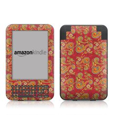 skins for my kindle - so much fun!!!