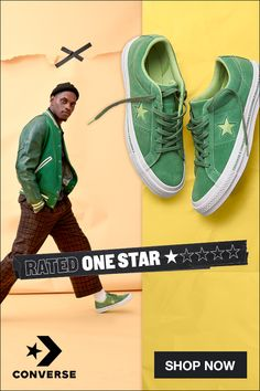 low priced d4d40 2689c Converse One Star Shoes  Mid   Low Top. Converse