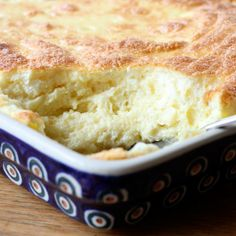 Chili Cheese Spoon Bread with Fresh Corn   Spoonful