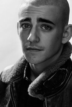 Charlie Rowe from the new show, Red Band Society, wore our G-1 jacket for the October Issue of Interview Magazine. Looking good Charlie!