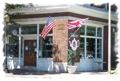 The English Rose  Authentic British Tearoom & Shop. One of my favorite Tea Rooms. Chattanooga, Tn.