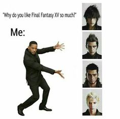 Truth. Especially Ignis.